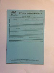 MCA ships official log book pt 2
