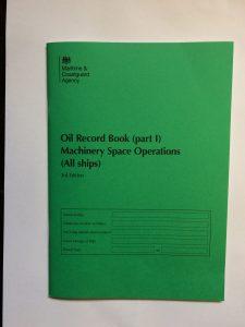 MCA oil record book pt1