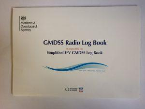 MCA GMDSS radio log book
